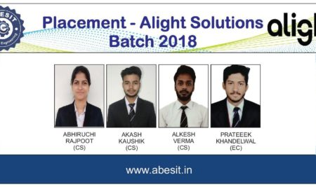 Selections in  ​ Alight Solutions Pvt. Ltd.