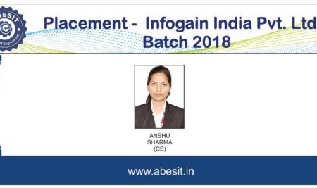 Selection in   Infogain India Pvt. Ltd.