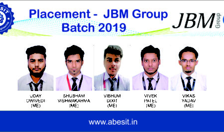 Selections in JBM Group
