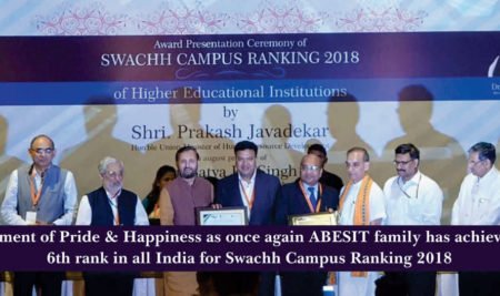 Swachh Campus Ranking 2018