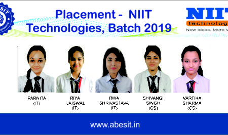 Selections in NIIT Technologies