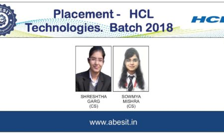 Selections in HCL Technologies