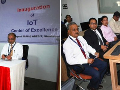 Center of Excellence in IoT
