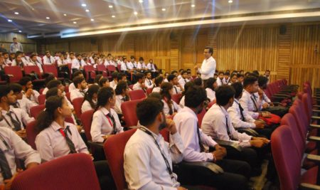 Campus Recruitment Drive of Source Soft