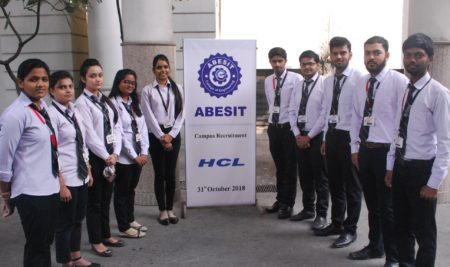 Campus Recruitment Drive of HCL