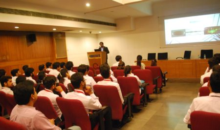 Campus Recruitment Drive of Dynotech Instruments