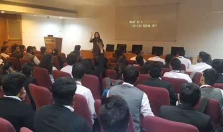 Campus Recruitment Drive of Teach For India