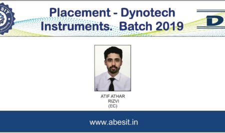 Selection in Dynotech Instruments