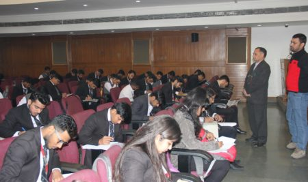 Campus Recruitment Drive of Spacechem Group