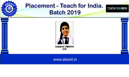 Selection in Teach For India