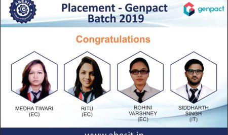 Selections in Genpact