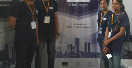 India-EU Hackathon 2019(April)_IT-Team participated