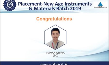 Selection in New Age Instruments